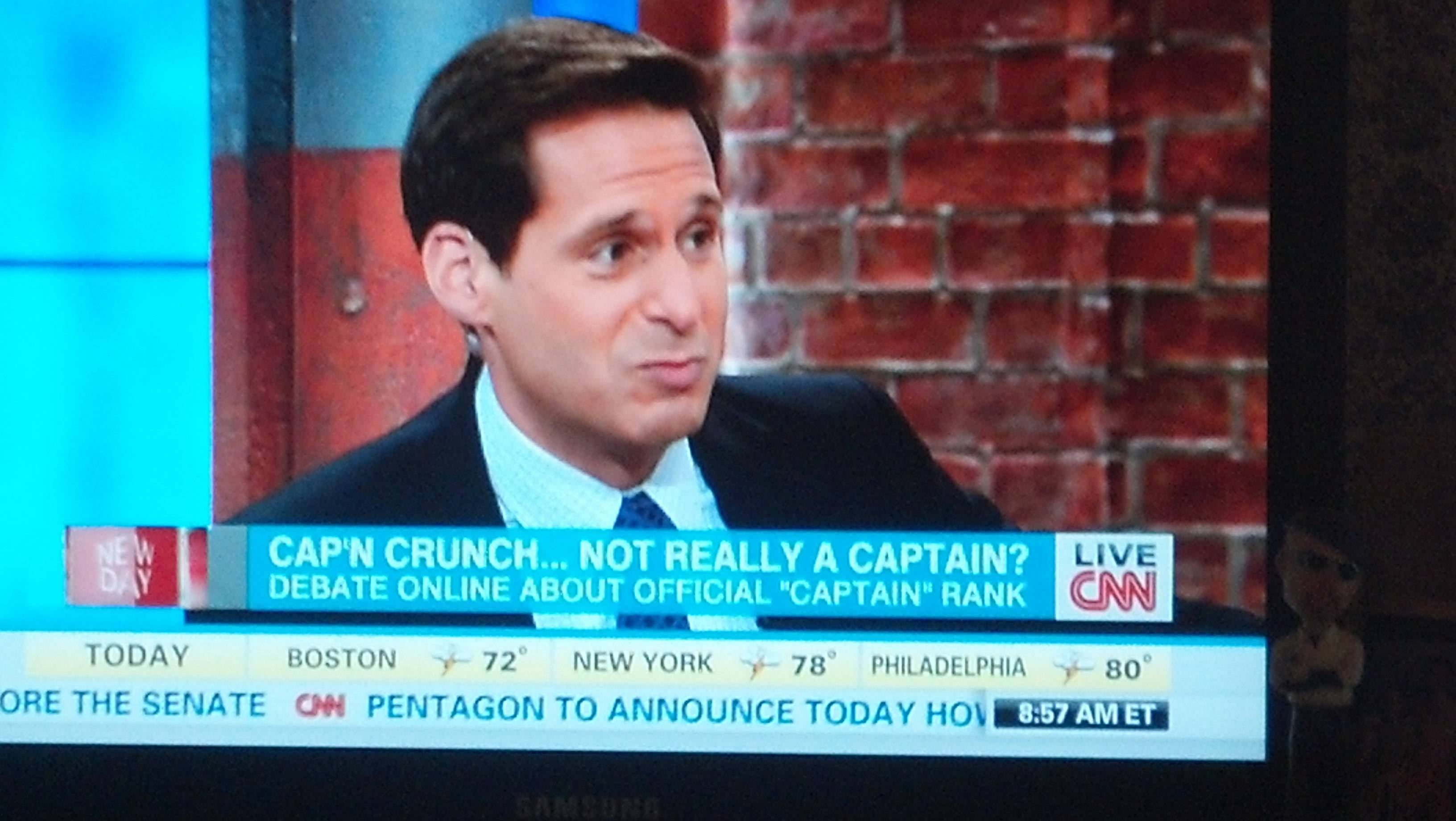 slow news day cnn