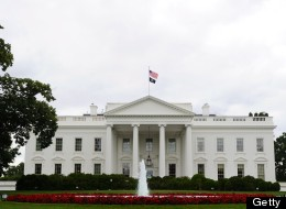White House On Security Alert After Nearby Shooting
