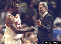 WATCH: Phil Jackson Reveals The Key To Coaching Rebellious Dennis Rodman