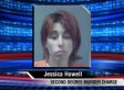 Jessica Lynn Howell Charged With Murder After Allegedly Encouraging Boyfriend To Rape Baby (VIDEO)