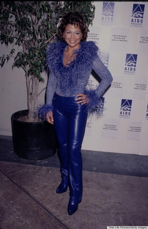 Paula Abdul S 10 Most Outrageous Outfits To Date Photos