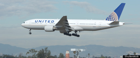 UNITED AIRLINES FREQUENT FLIER