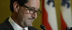 MICHAEL APPLEBAUM RESIGNS