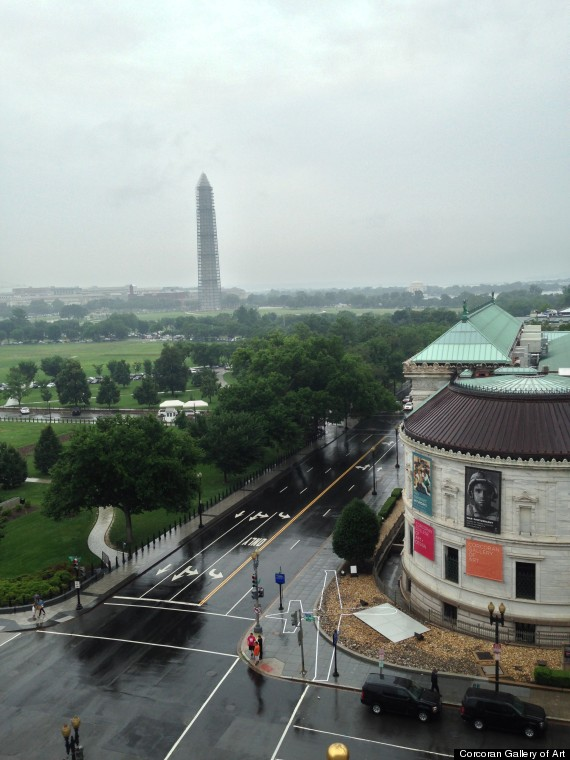 drones over dc