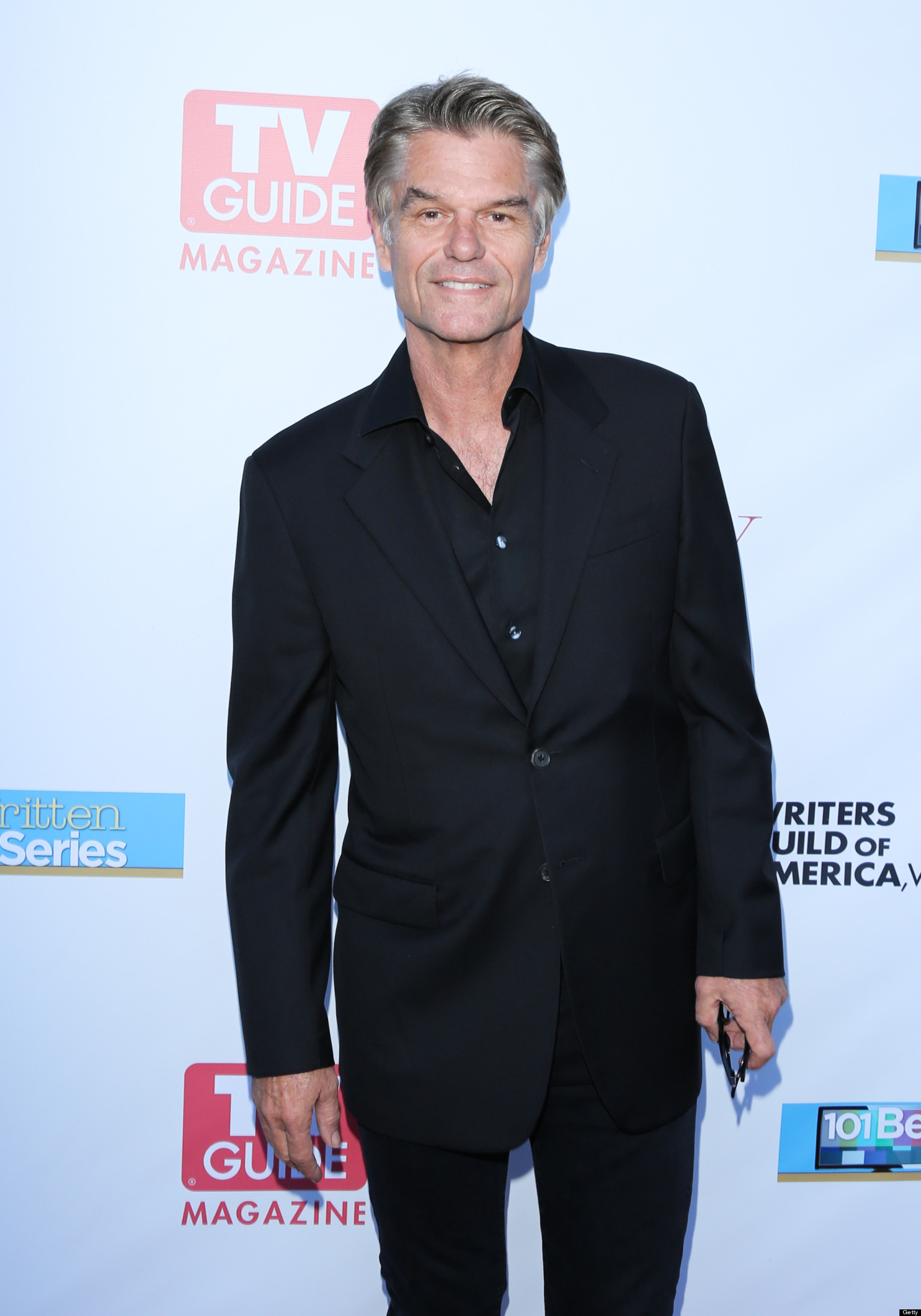 harry hamlin son
