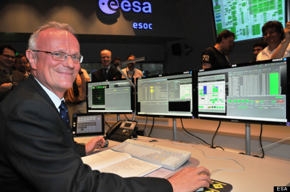 herschel telescope mission accomplished