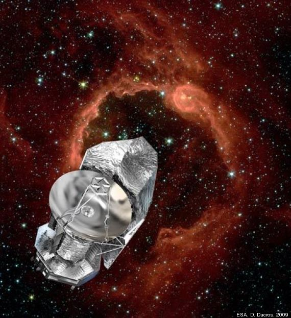 herschel telescope mission accomplished