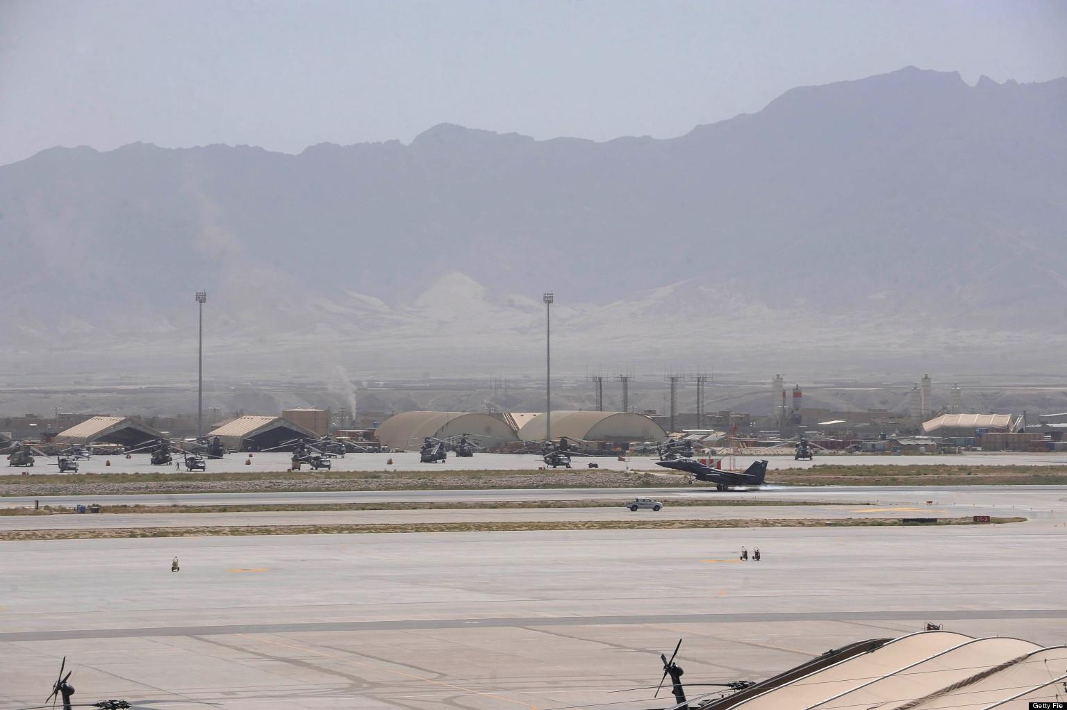 Bagram Air Force Base Bagram Air Force Base Attack