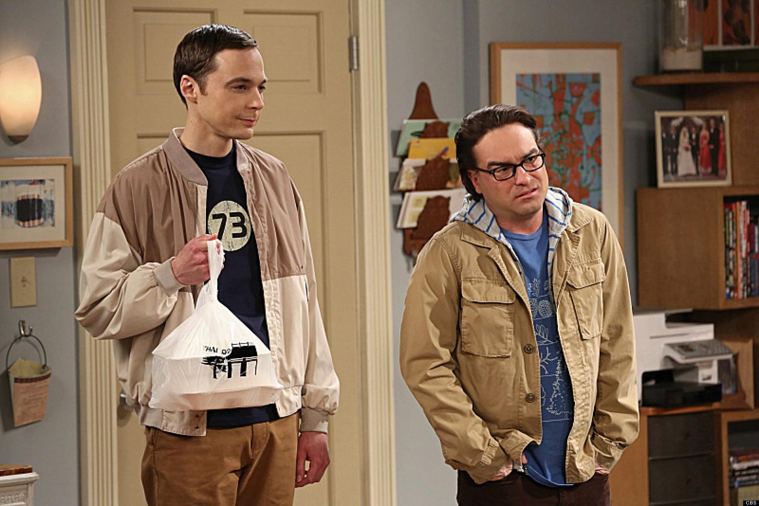 Big Bang Theory Leonard