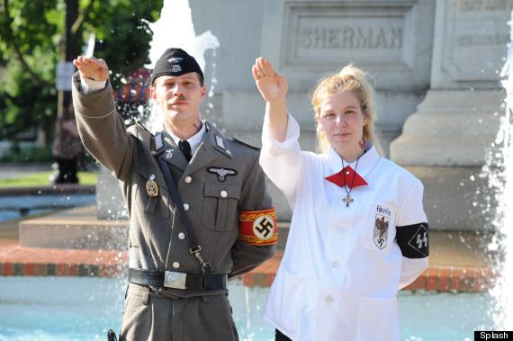 new jersey nazi heath campbell bethanie white
