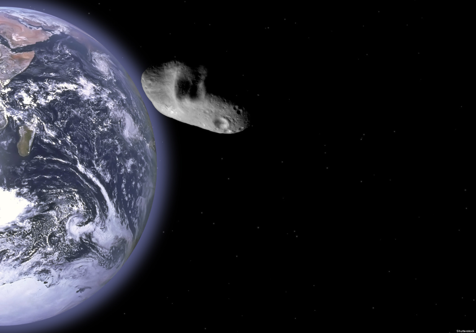 recent near earth asteroids - photo #3