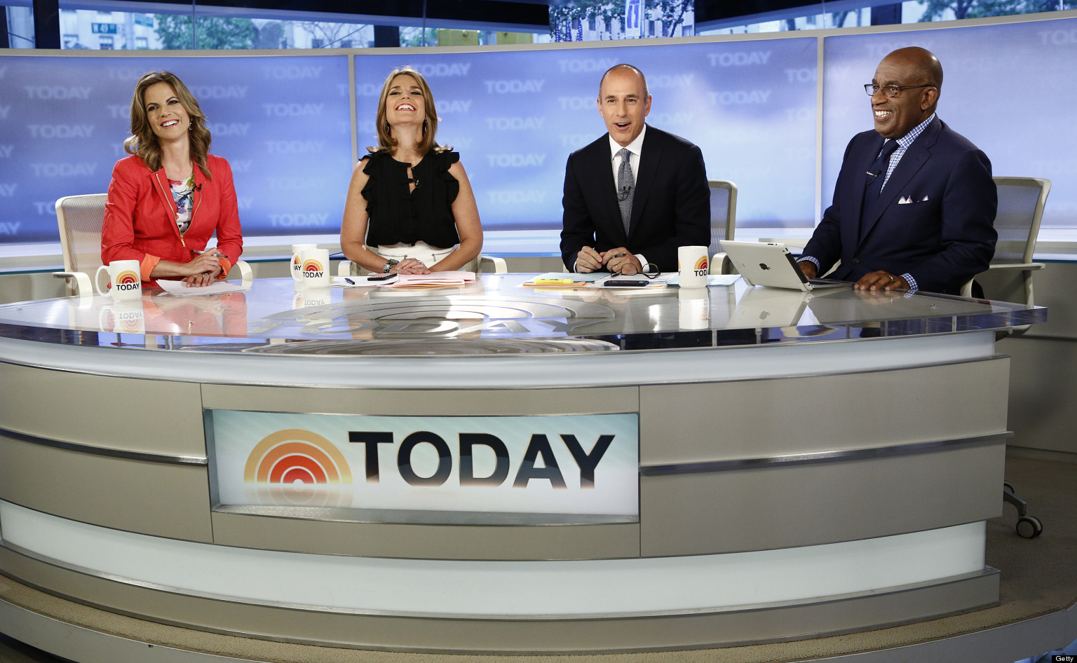 'Today' Shakeup Continues: Director Out, Set Being ...