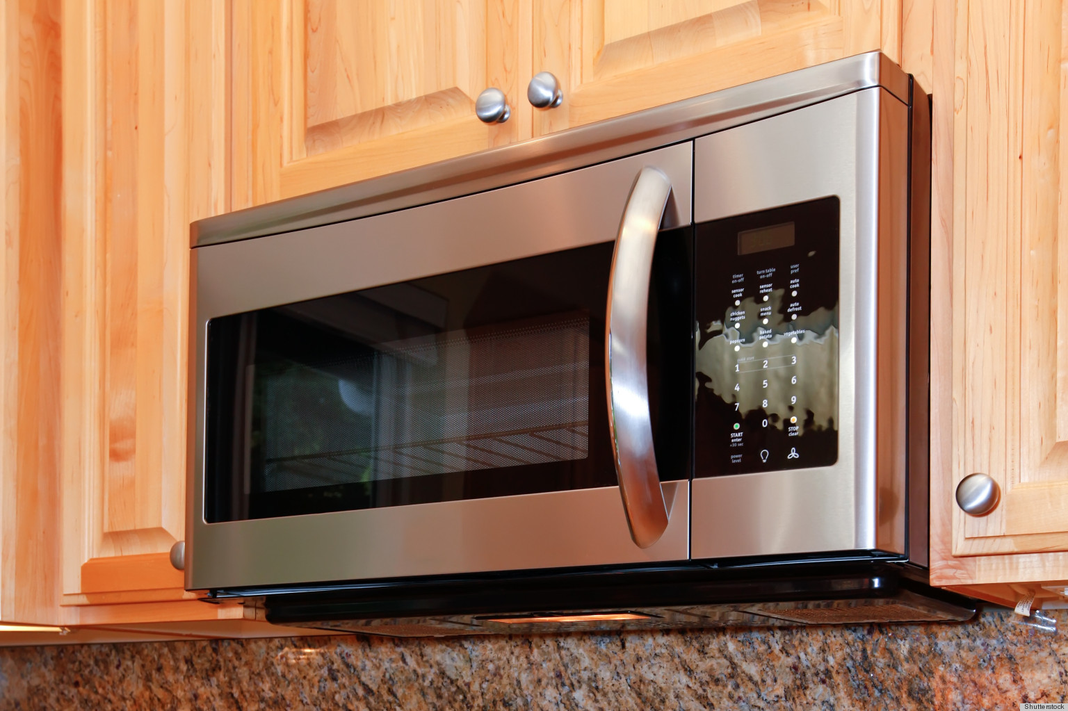 Smart Microwave Cleaning Tip Using A Coffee Filter