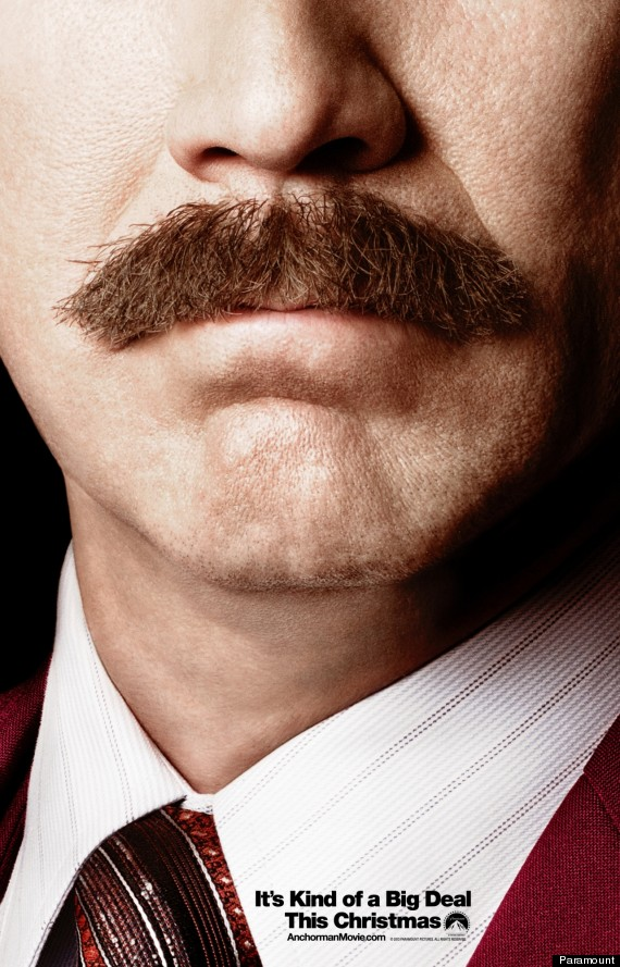 anchorman the legend continues trailer