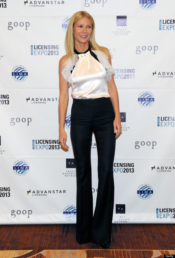 gwyneth paltrow tight pants