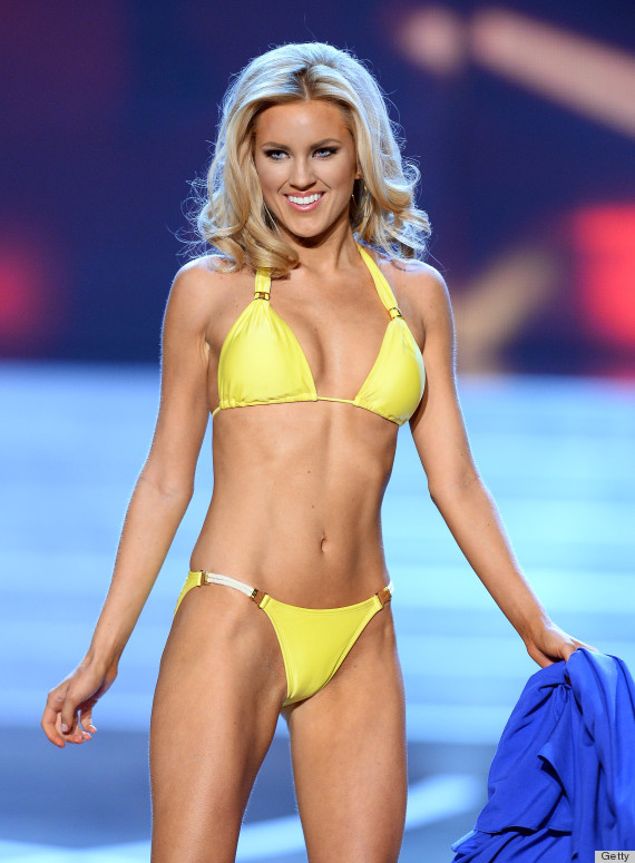 Former Miss America Pageant Contestants Today Are Too Skinny Video Huffpost