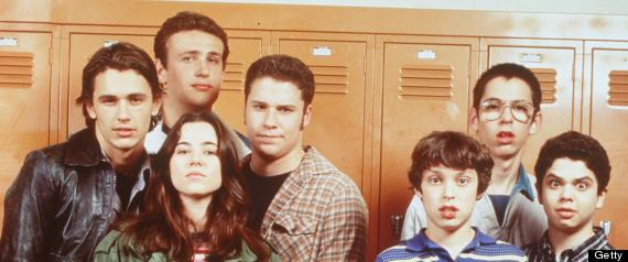 paul feig freaks and geeks
