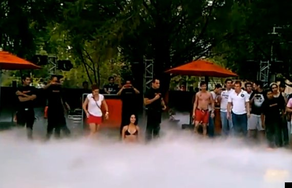 Liquid Nitrogen Pool Stunt Leaves Man In Coma Injures 8 During Mexican Jagermeister Party Video