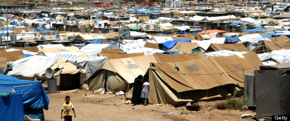 452 MILLION REFUGEES INTERNALLY DISPLACED