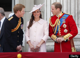 Kate & William Prepare For 'Natural Birth' At St Mary's Hospital