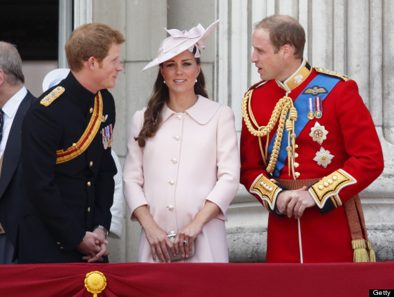 william and kate and harry