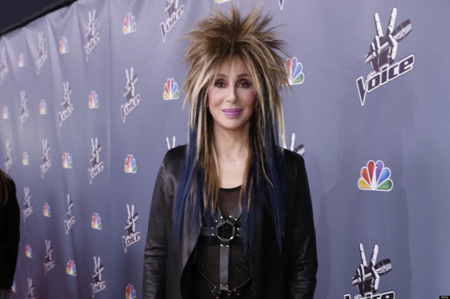 Cher s  The Voice  Com...