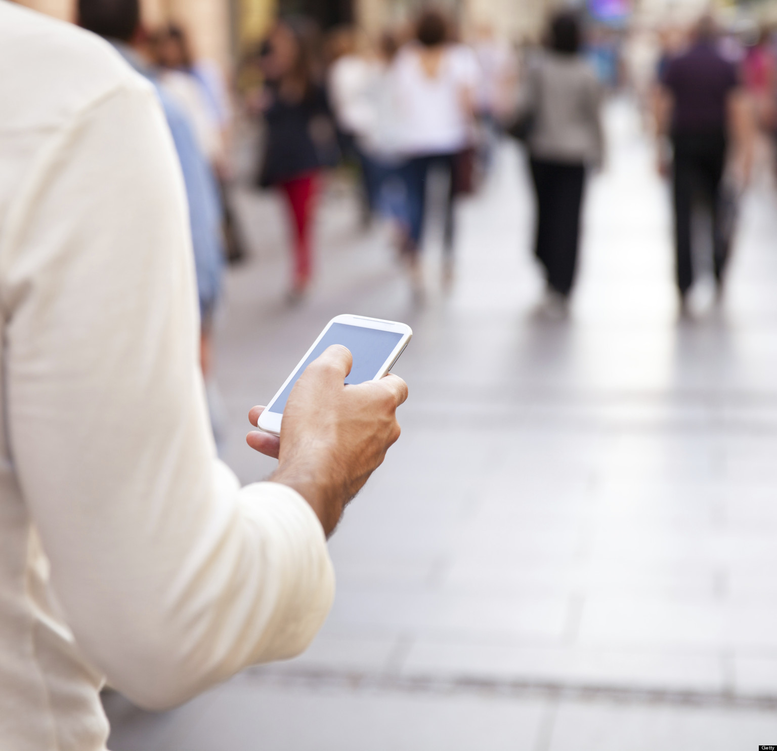 Distracted Walking Injuries From Cell Phone Use More Than Double Since ...