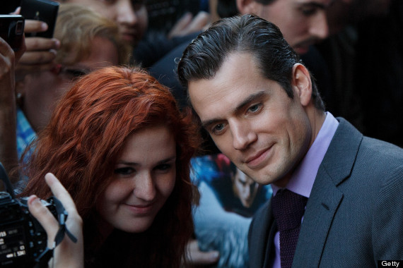 henry cavill most photogenic celebrity