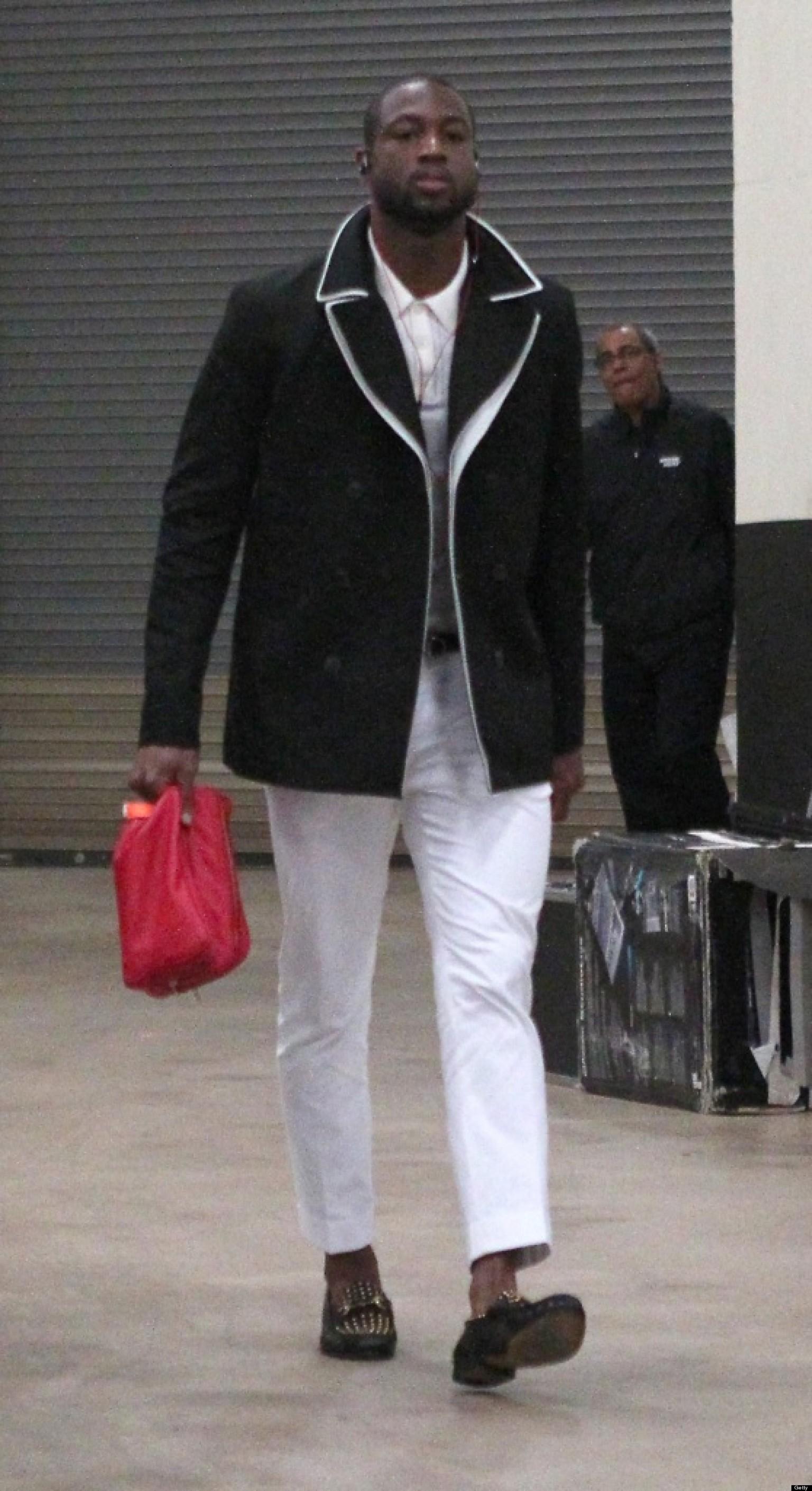 Dwyane Wade S Wild Nba Playoffs Style Photos