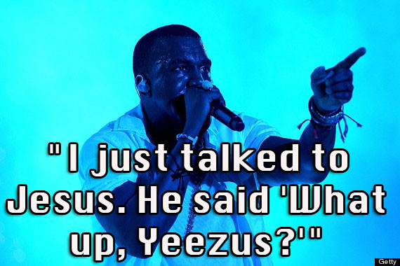 how to explain yeezus to your kids