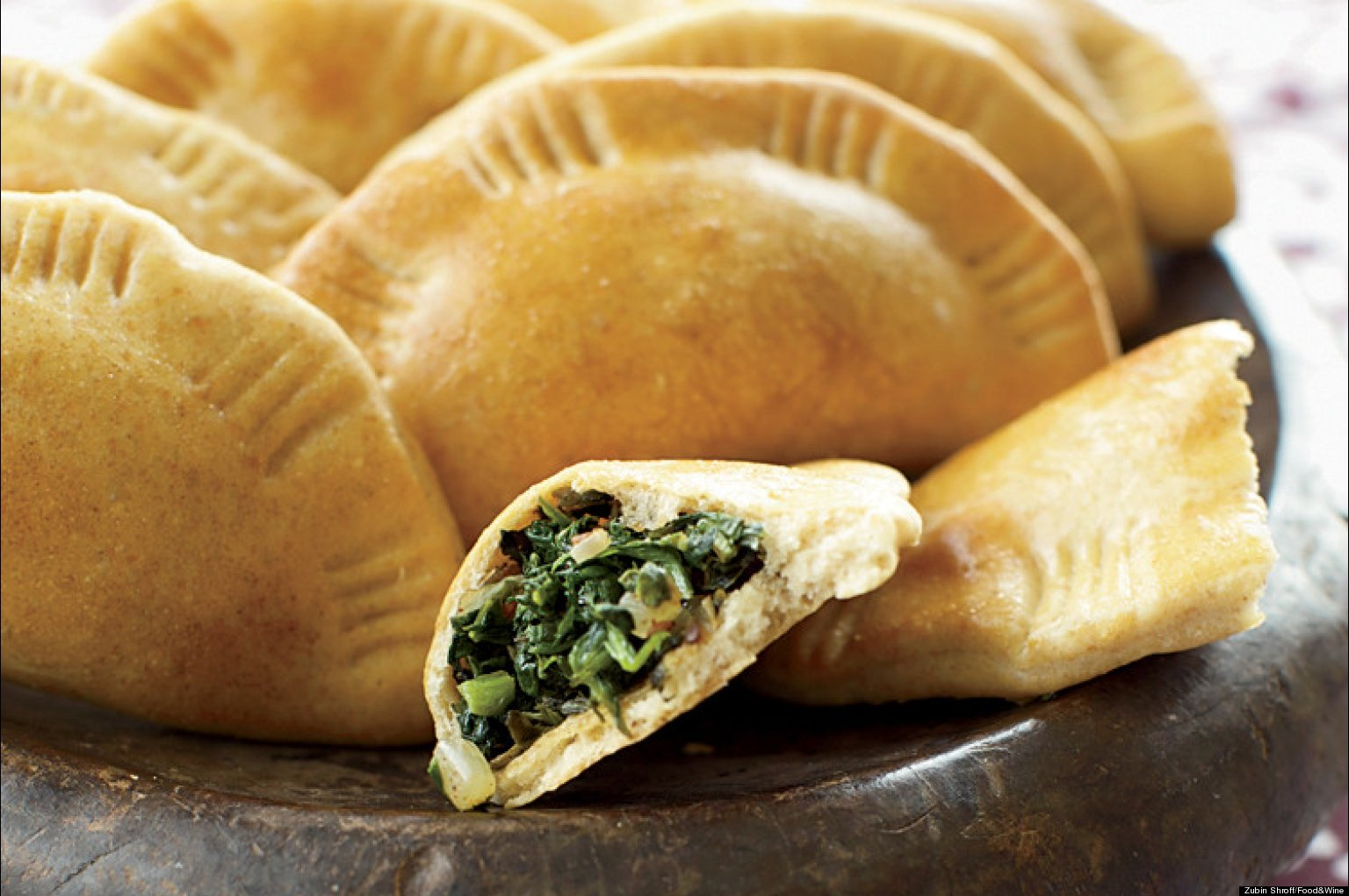 Recipe Of The Day: Spinach Pie
