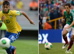 EN VIVO: Brasil vs. México
