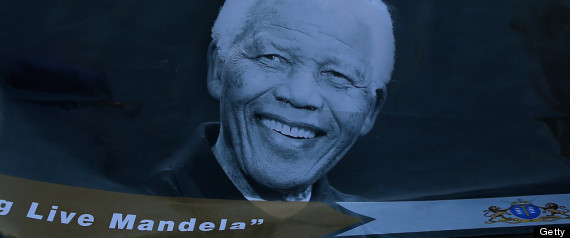 nelson mandela 95th birthday