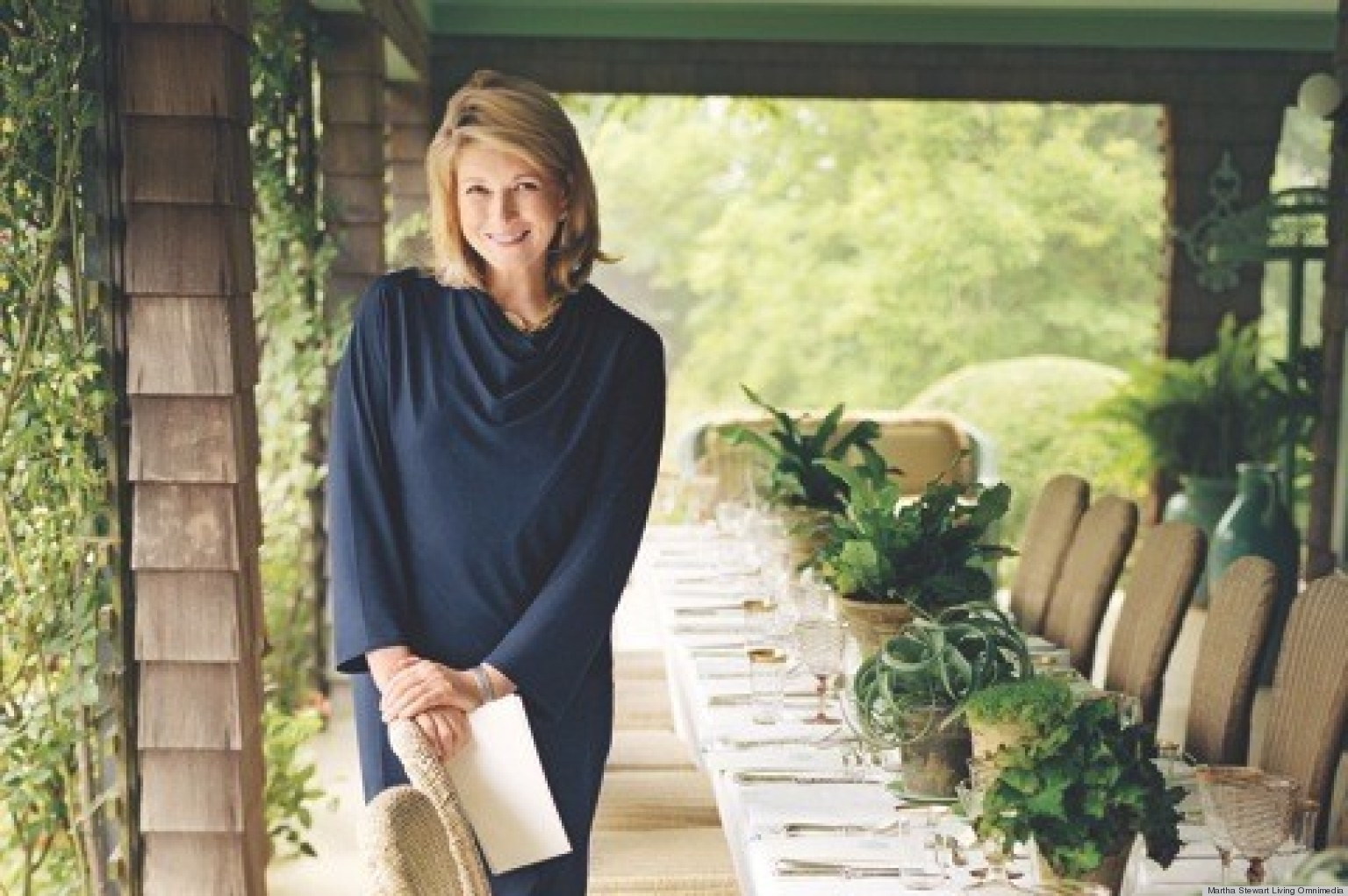 Martha Stewart's Home Is Your Hangout, If You Win This ...
