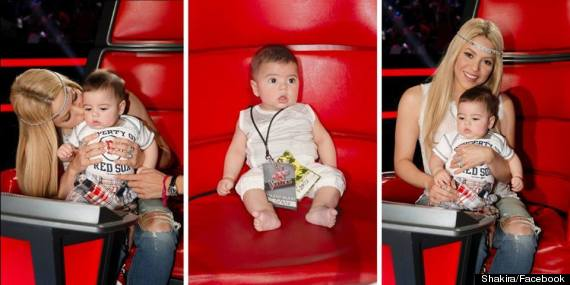 shakira the voice season 6