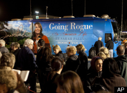 Palin Book Tour