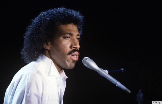 Lionel Richie - Barry Gibb - Three Times A Lady - Grease