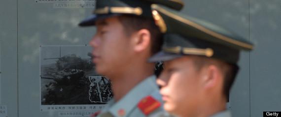 CHINA NORTH KOREA TALKS
