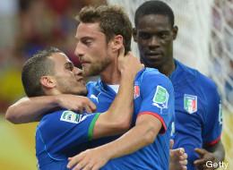 Italia ganó el partido, Japón los aplausos (VIDEO)