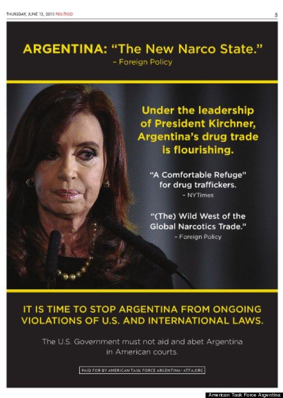 vulture capitalists argentina