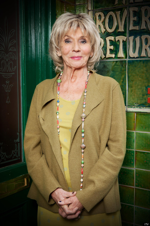 sue johnston coronation street