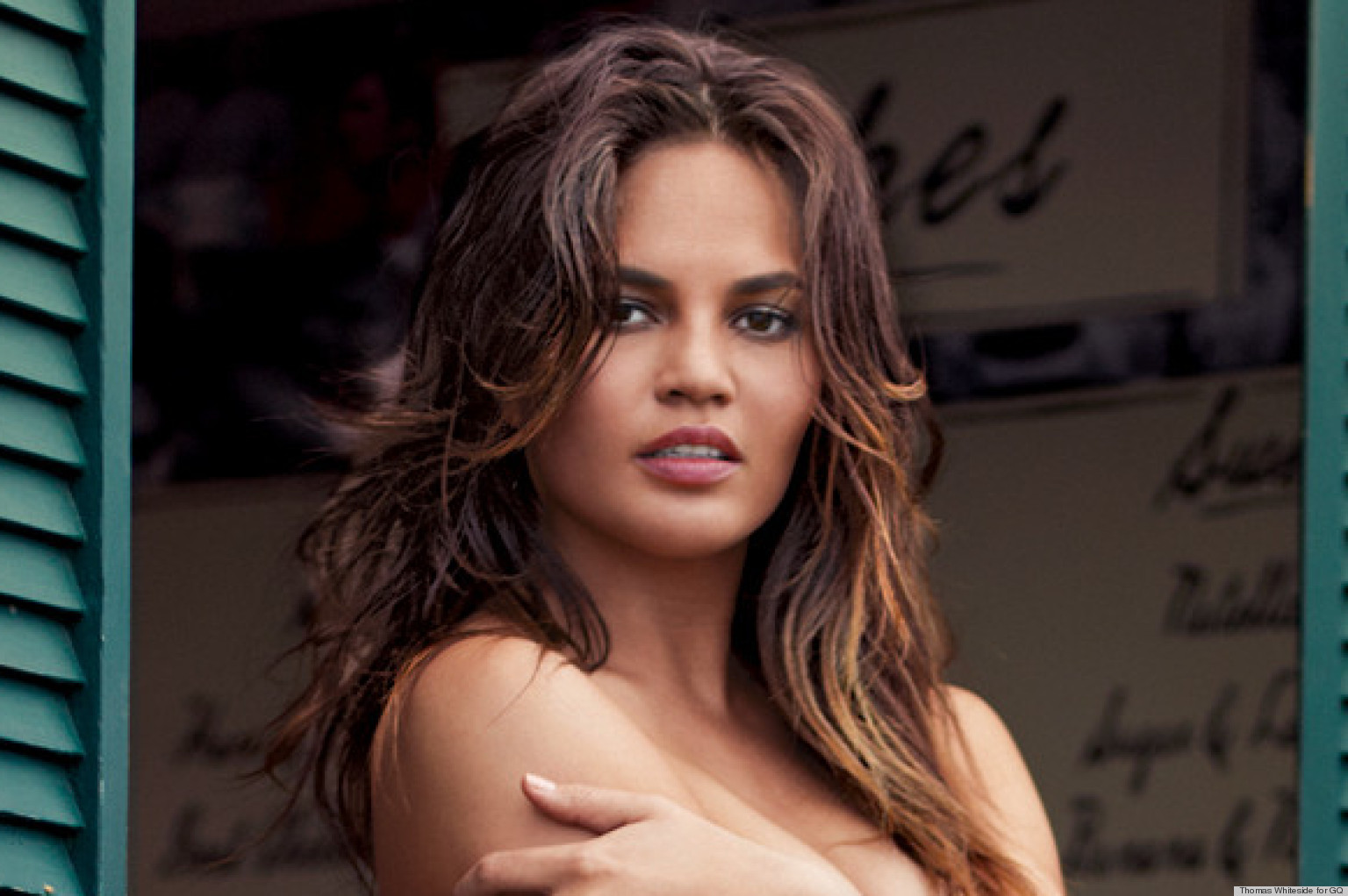 teigen bbw personals Chrissy teigen took to twitter to share an observation about the little mermaid, and it'll change the way you see the movie forever  dating.