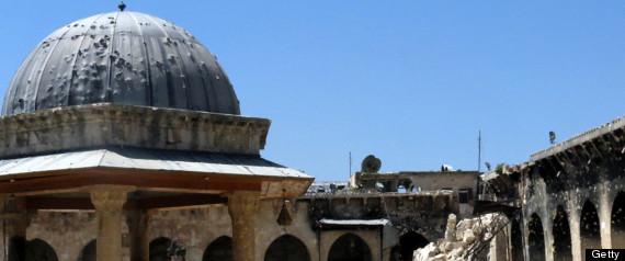 SYRIA UNESCO SITES