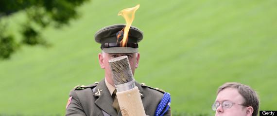 JFK ETERNAL FLAME IRELAND
