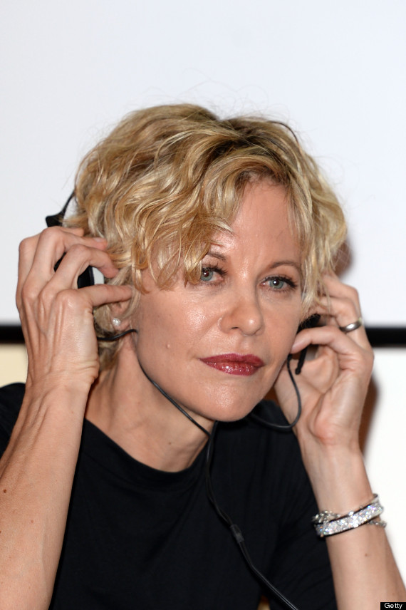 meg ryan headphones