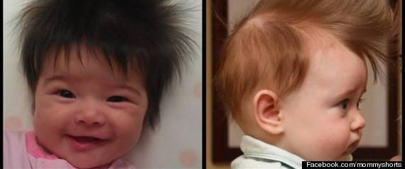 EPIC BABY HAIR