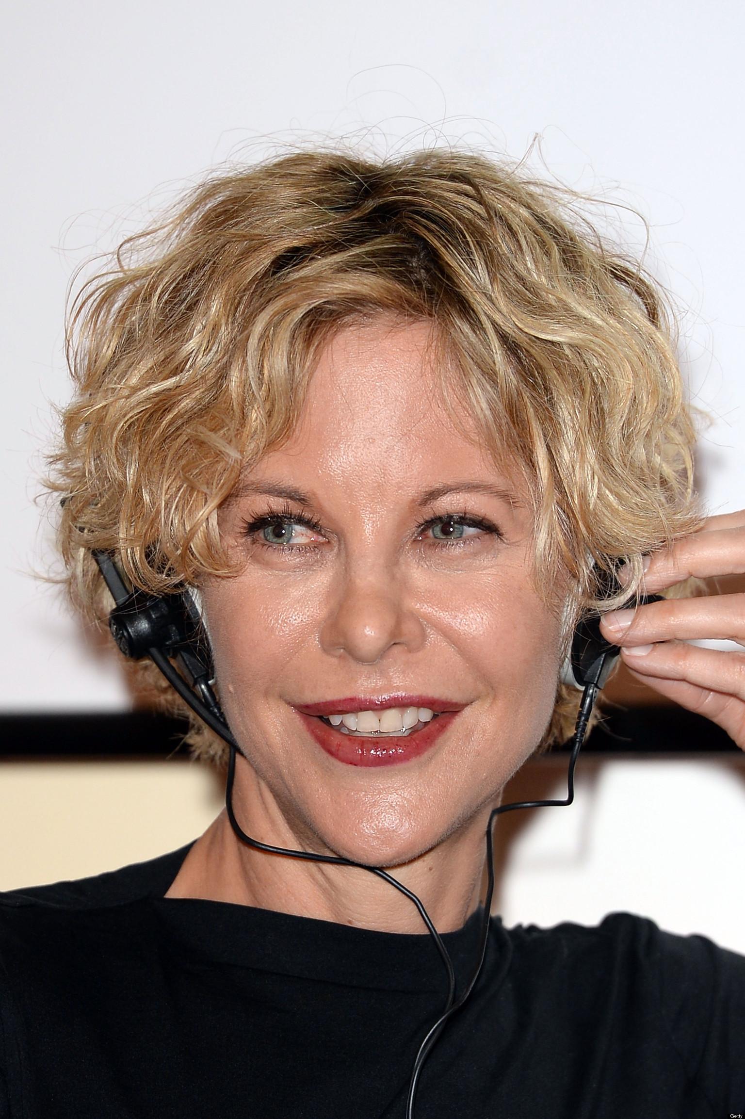 Meg Ryan Wearing Headphones: Where Has She Been? | HuffPost