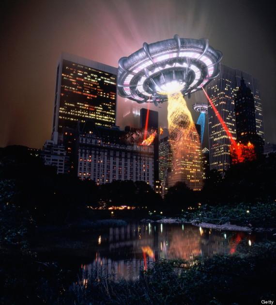 ufo laser super weapon