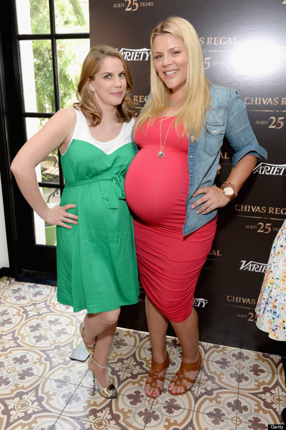 busy phillips chlumsky