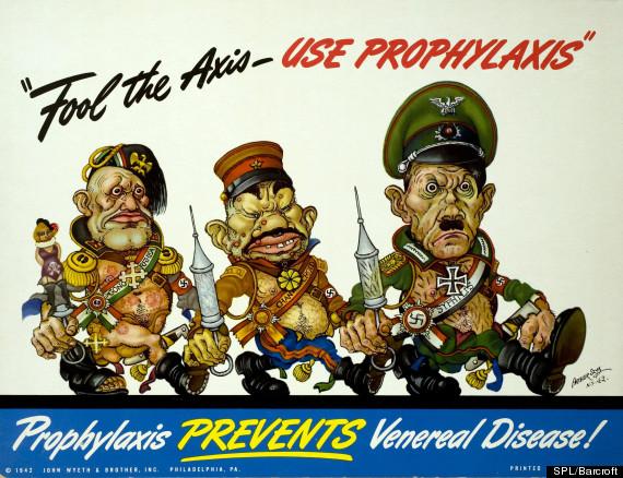 vintage health advertising